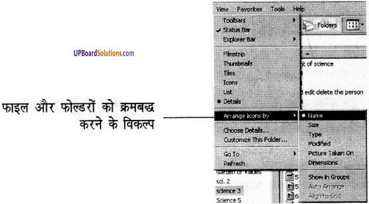 UP Board Solutions for Class 8Computer Education (कम्प्यूटर शिक्षा) 23