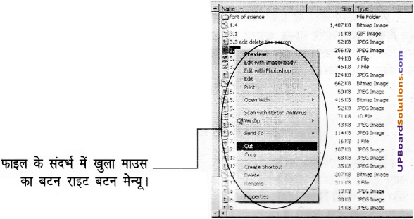 UP Board Solutions for Class 8Computer Education (कम्प्यूटर शिक्षा) 26
