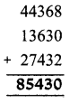 UP Board Solutions for Class 4 Maths गिनतारा Chapter 3 संख्याओं का जोड़ 12