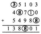 UP Board Solutions for Class 4 Maths गिनतारा Chapter 3 संख्याओं का जोड़ 16