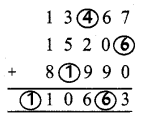 UP Board Solutions for Class 4 Maths गिनतारा Chapter 3 संख्याओं का जोड़ 17