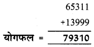 UP Board Solutions for Class 4 Maths गिनतारा Chapter 3 संख्याओं का जोड़ 31