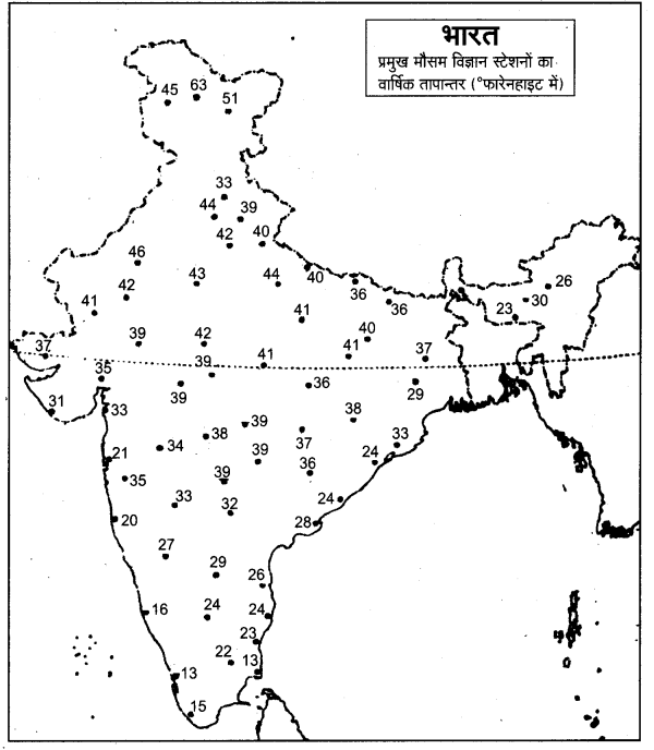 UP Board Class 12 Geography Practical Work Chapter 3 Graphical Representation of Data 25