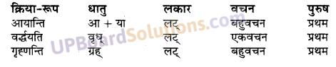 UP Board Solutions for Class 10 Hindi Chapter 1 वाराणसीः (संस्कृत-खण्ड) img-2