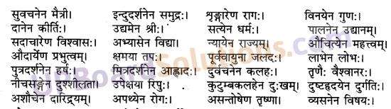 UP Board Solutions for Class 10 Hindi Chapter 6 केन किं वर्धते? (संस्कृत-खण्ड) img-2