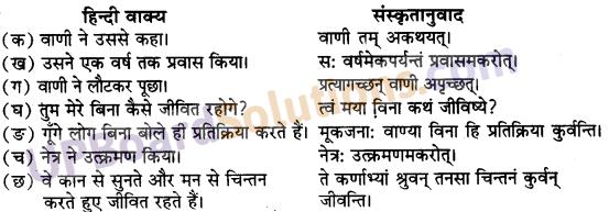 UP Board Solutions for Class 10 Hindi Chapter 7 छान्दोग्य उपनिषद् षष्ठोध्यायः (संस्कृत-खण्ड) img-1