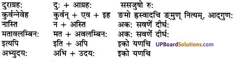 UP Board Solutions for Class 10 Hindi Chapter 8 भारतीय संस्कृतिः (संस्कृत-खण्ड) img-4