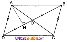 UP Board Solutions for Class 9 Maths Chapter 9 Area of ​​Parallelograms and Triangles img-11