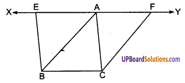 UP Board Solutions for Class 9 Maths Chapter 9 Area of ​​Parallelograms and Triangles img-16