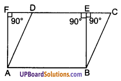 UP Board Solutions for Class 9 Maths Chapter 9 Area of ​​Parallelograms and Triangles img-25