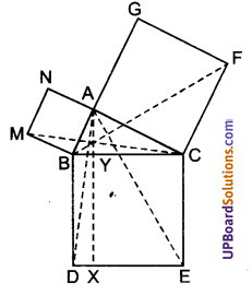 UP Board Solutions for Class 9 Maths Chapter 9 Area of ​​Parallelograms and Triangles img-43