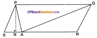 UP Board Solutions for Class 9 Maths Chapter 9 Area of ​​Parallelograms and Triangles img-8