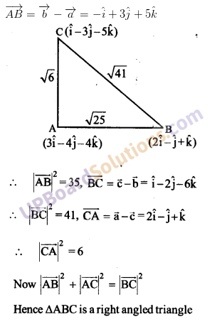 UP Board Solutions for Class 12 Maths Chapter 10 Vector Algebra image 29