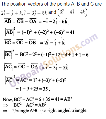 UP Board Solutions for Class 12 Maths Chapter 10 Vector Algebra image 65