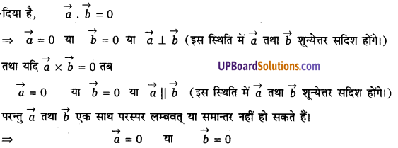 UP Board Solutions for Class 12 Maths Chapter 10 Vector Algebra 79