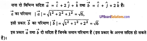 UP Board Solutions for Class 12 Maths Chapter 10 Vector Algebra image 5