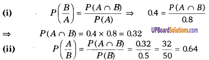 UP Board Solutions for Class 12 Maths Chapter 13 Probability image 3