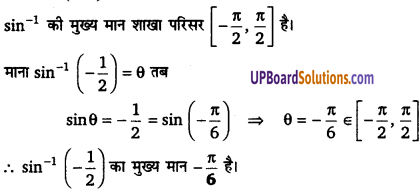 UP Board Solutions for Class 12 Maths Chapter 2 Inverse Trigonometric Functions image 1