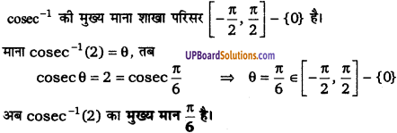UP Board Solutions for Class 12 Maths Chapter 2 Inverse Trigonometric Functions image 3