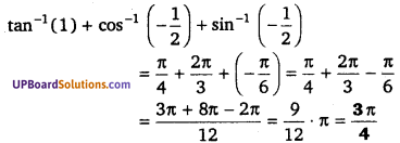 UP Board Solutions for Class 12 Maths Chapter 2 Inverse Trigonometric Functions image 11