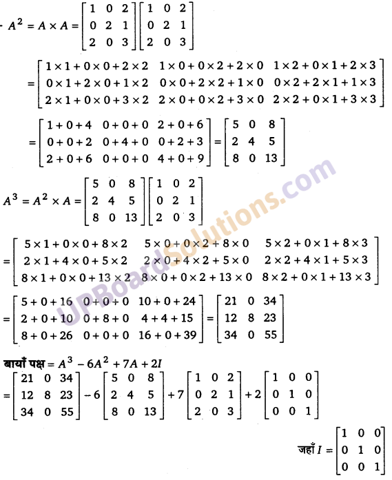 UP Board Solutions for Class 12 Maths Chapter 3 Matrices image 44
