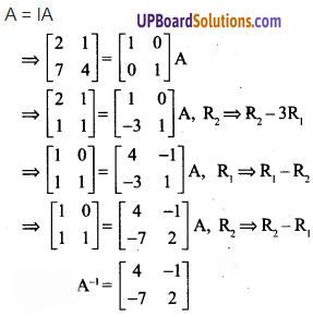 UP Board Solutions for Class 12 Maths Chapter 3 Matrices image 82