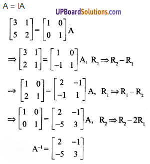 UP Board Solutions for Class 12 Maths Chapter 3 Matrices image 86