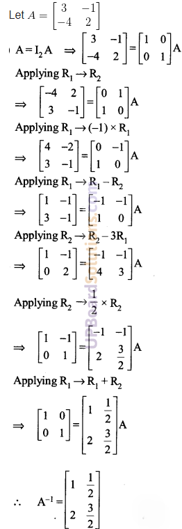 UP Board Solutions for Class 12 Maths Chapter 3 Matrices image 92