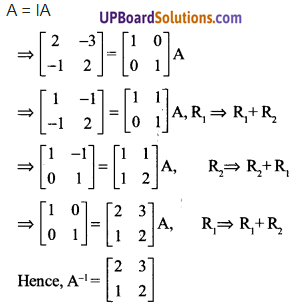 UP Board Solutions for Class 12 Maths Chapter 3 Matrices image 97