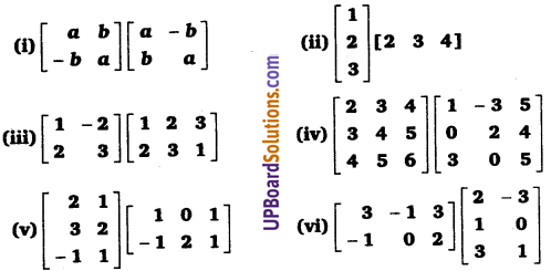 UP Board Solutions for Class 12 Maths Chapter 3 Matrices image 17