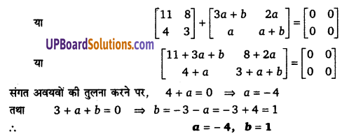 UP Board Solutions for Class 12 Maths Chapter 4 Determinants image 106