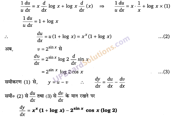 UP Board Solutions for Class 12 Maths Chapter 5 Continuity and Differentiability image 128