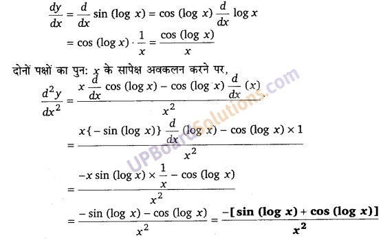 UP Board Solutions for Class 12 Maths Chapter 5 Continuity and Differentiability image 184