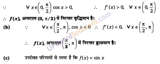 UP Board Solutions for Class 12 Maths Chapter 6 Application of Derivatives image 24