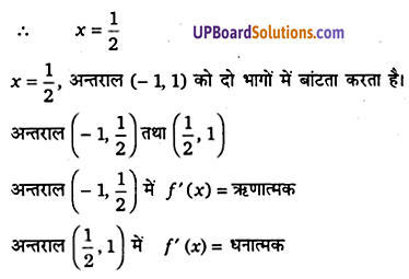 UP Board Solutions for Class 12 Maths Chapter 6 Application of Derivatives image 37