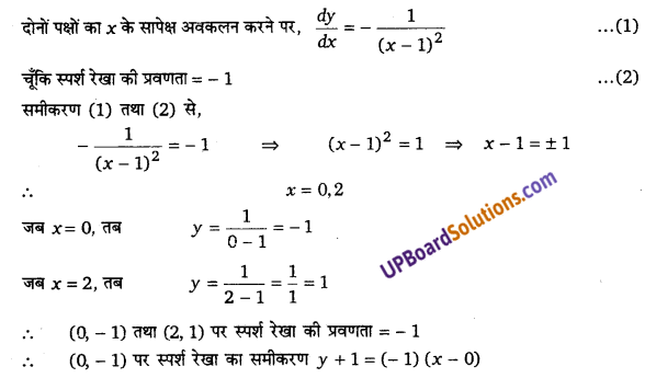 UP Board Solutions for Class 12 Maths Chapter 6 Application of Derivatives image 55