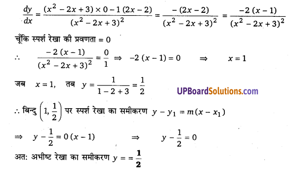 UP Board Solutions for Class 12 Maths Chapter 6 Application of Derivatives image 59