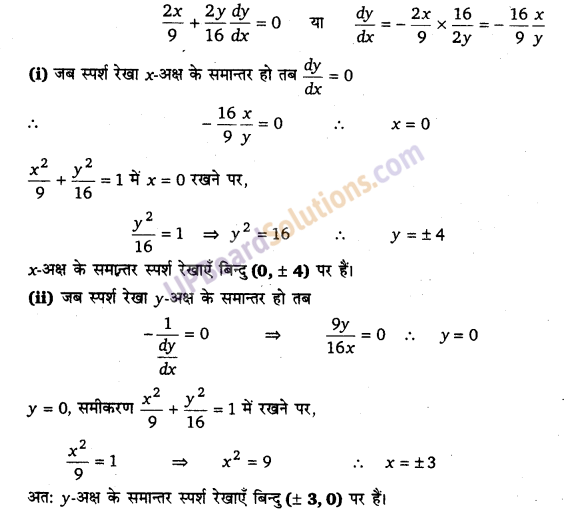 UP Board Solutions for Class 12 Maths Chapter 6 Application of Derivatives image 61