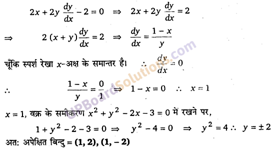 UP Board Solutions for Class 12 Maths Chapter 6 Application of Derivatives image 70
