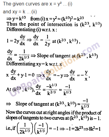UP Board Solutions for Class 12 Maths Chapter 6 Application of Derivatives image 76