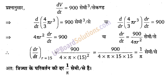 UP Board Solutions for Class 12 Maths Chapter 6 Application of Derivatives image 9