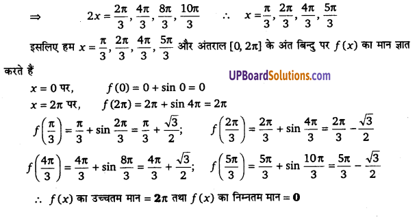 UP Board Solutions for Class 12 Maths Chapter 6 Application of Derivatives image 120