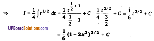 UP Board Solutions for Class 12 Maths Chapter 7 Integrals image 46