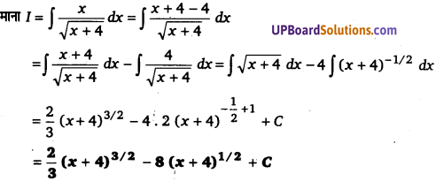 UP Board Solutions for Class 12 Maths Chapter 7 Integrals image 52