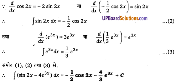 UP Board Solutions for Class 12 Maths Chapter 7 Integrals image 5