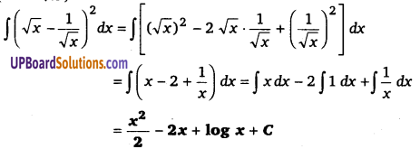 UP Board Solutions for Class 12 Maths Chapter 7 Integrals image 12