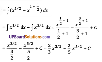 UP Board Solutions for Class 12 Maths Chapter 7 Integrals image 19