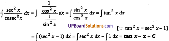 UP Board Solutions for Class 12 Maths Chapter 7 Integrals image 25