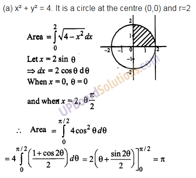 UP Board Solutions for Class 12 Maths Chapter 8 Application of Integrals image 19