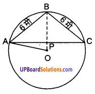 UP Board Solutions for Class 9 Maths Chapter 10 Circle img-13